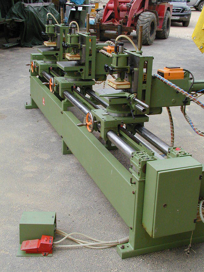 Scheer Door Frame Boring Machine Second Hand Db 9 Promas