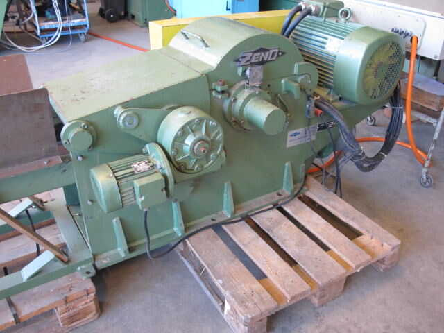 Zeno Drum Chipper - second-hand ZMTH 350 X100 (1)