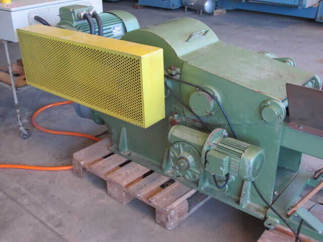 Zeno Drum Chipper - second-hand ZMTH 350 X100 (3)