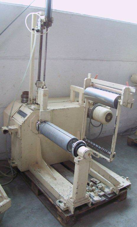 Düspohl Foil Cutting Machine - second-hand DSS-R400 - PROMAS