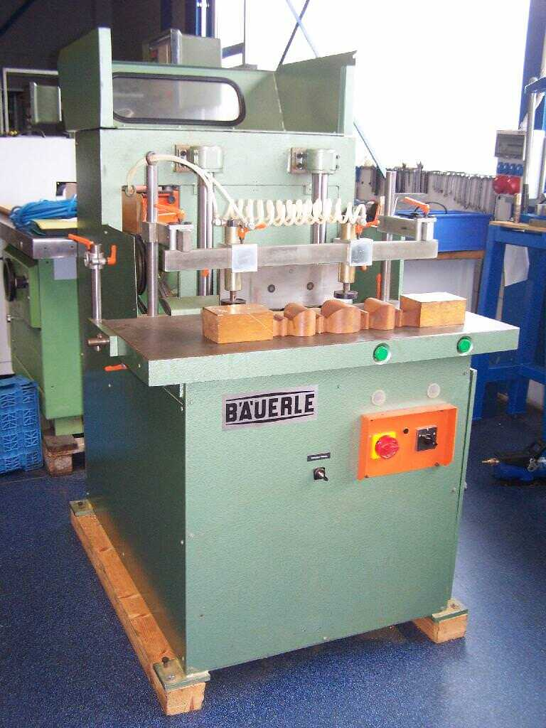 Bäuerle Cross Profile Milling Machine - second-hand PM 250 main picture