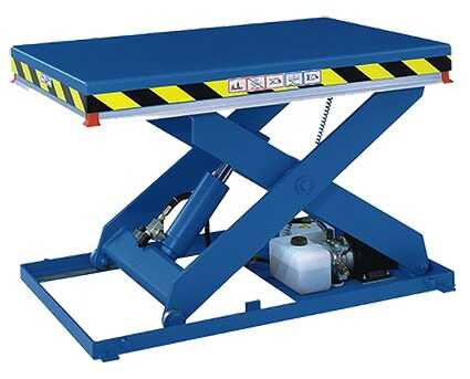 GMB Lifting Table - NEW ELS-2-10-G-SO main picture
