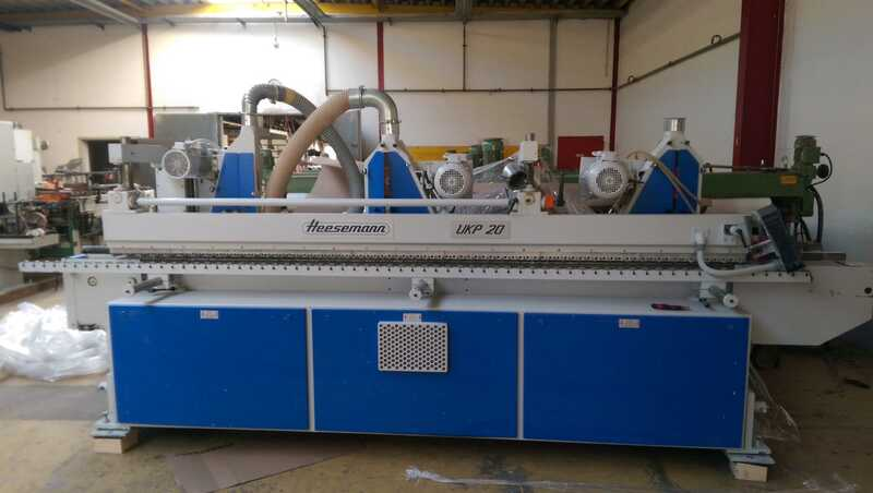Heesemann Profile Sander - second-hand UKP 20 (1)
