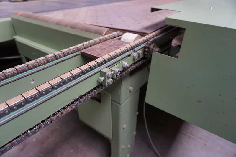 Bargstedt Work Piece Return Conveyor - second-hand TFU 02/R/105 (2)