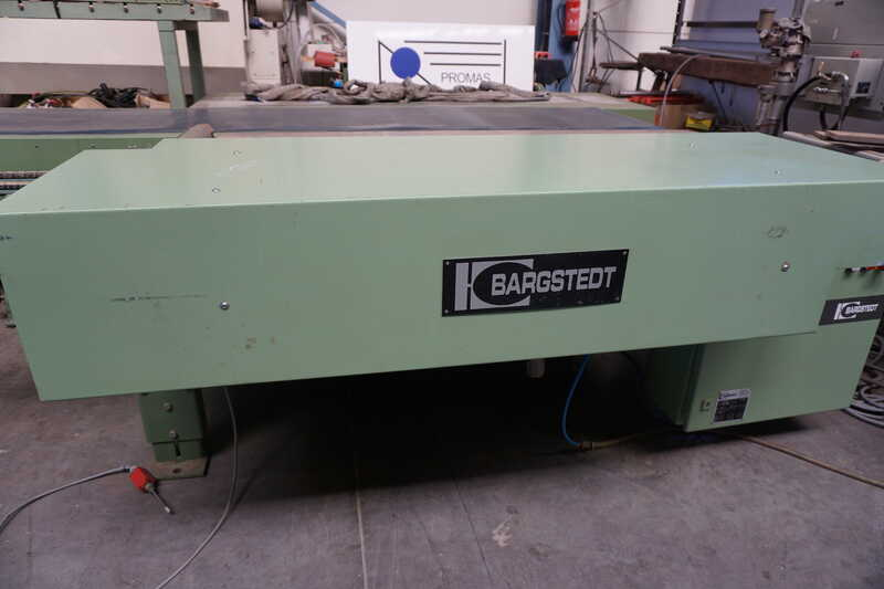 Bargstedt Work Piece Return Conveyor - second-hand TFU 02/R/105 (8)