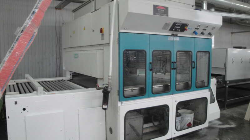 Venjakob Lacquering Line - second-hand (2)