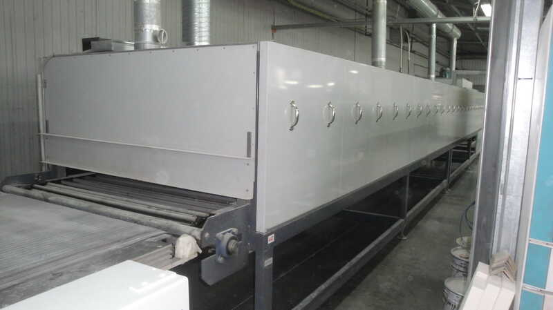 Venjakob Lacquering Line - second-hand (6)