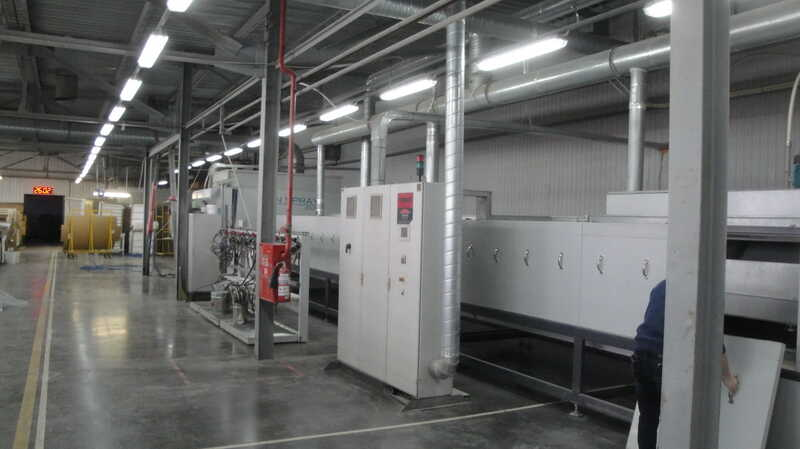 Venjakob Lacquering Line - second-hand (8)