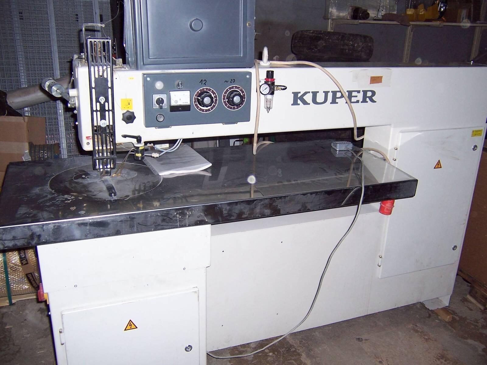 Kuper Veneer Splicer - second-hand FW-1200 - PROMAS