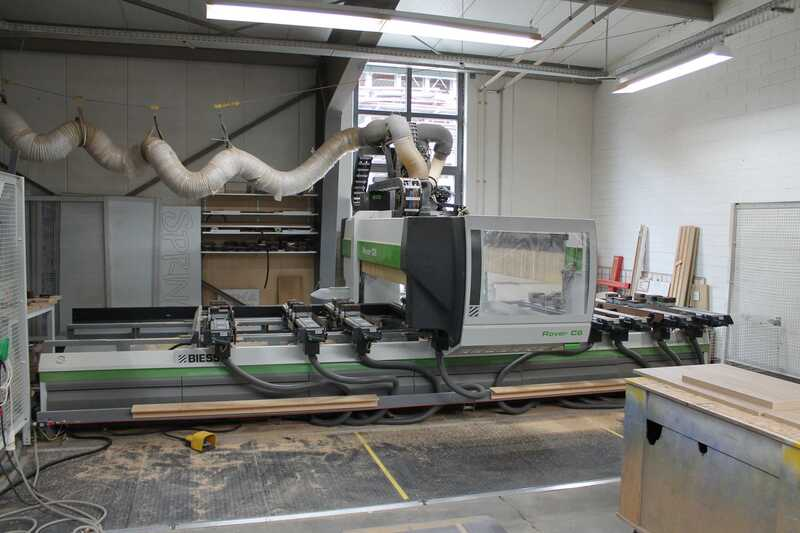 Biesse CNC-Processing Center - second-hand Rover main picture