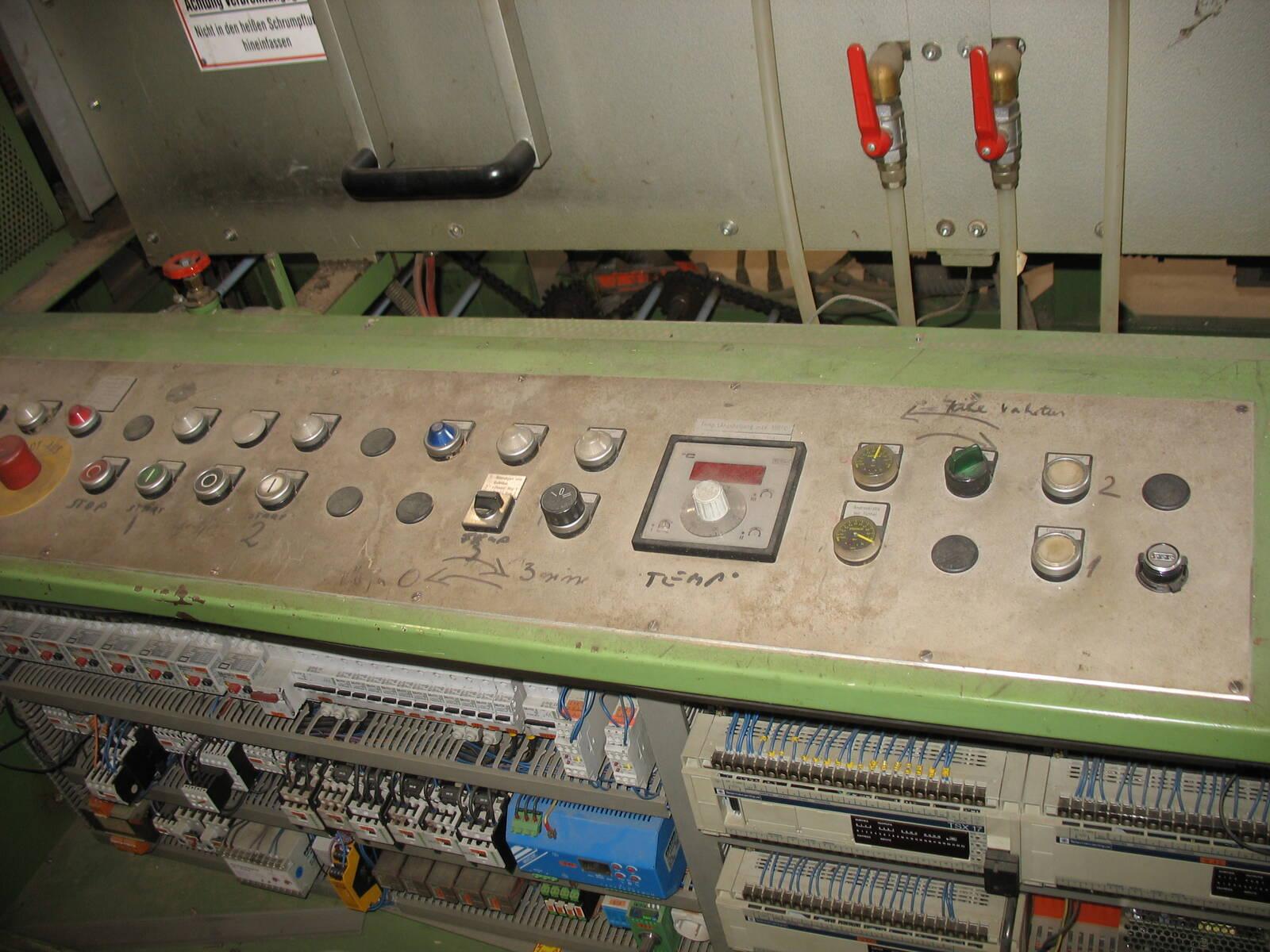 Fischer Shrink Foil Packing Machine Second Hand Sfv 100