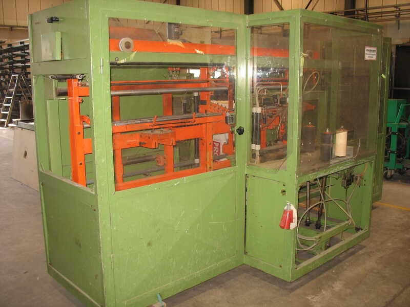 Fischer Shrink Foil Packing Machine - second-hand SFV 100 main picture
