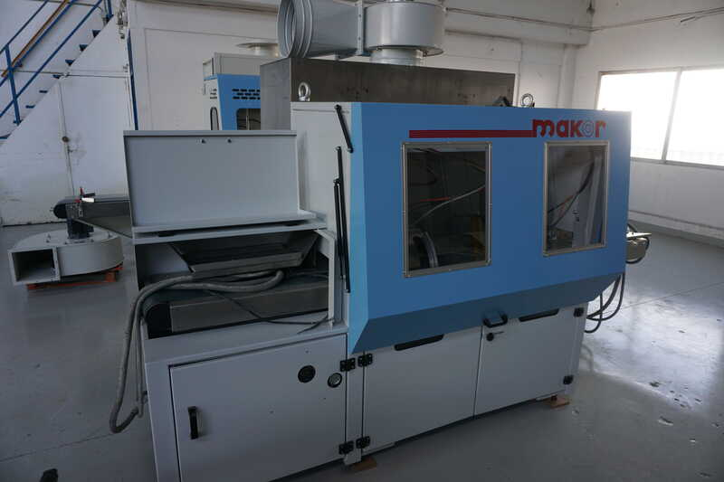 Makor Spraying Machine for Profile Strips - second-hand FSP main picture