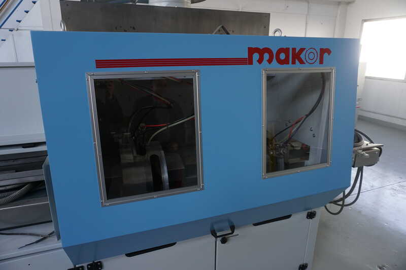 Makor Spraying Machine for Profile Strips - second-hand FSP (1)
