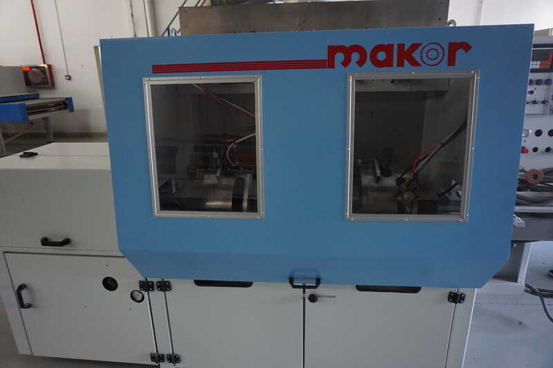 Makor Spraying Machine for Profile Strips - second-hand FSP (2)