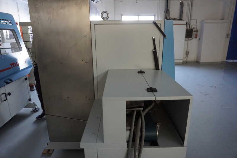 Makor Spraying Machine for Profile Strips - second-hand FSP (22)