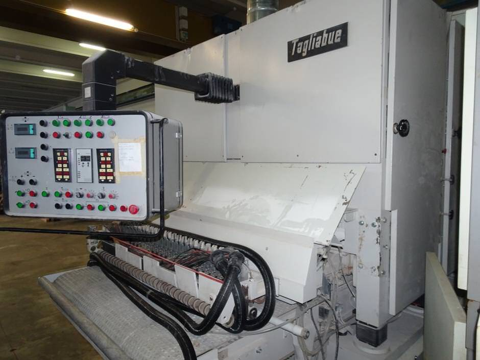 used tag machine