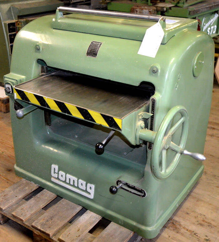 Comag Thickness Planer - second-hand H6 - PROMAS