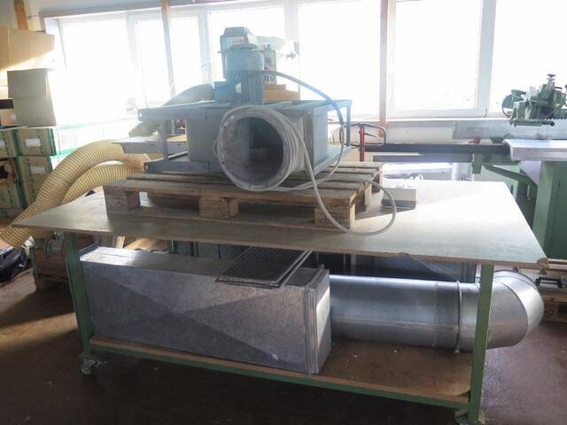 Unbekannt Mist And Overspray Extraction System Second