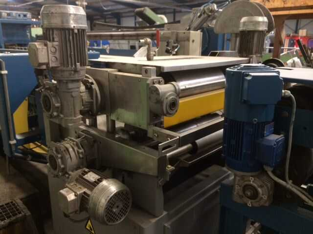 Obel Pedersen High Frequency Gluing Plant Solid Wood