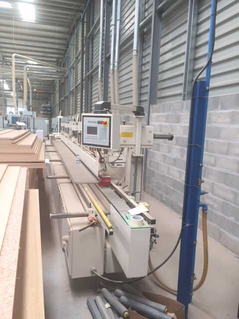Heesemann Profile Sanding Machine - second-hand UKP 20 (1)