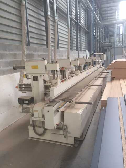 Heesemann Profile Sanding Machine - second-hand UKP 20 (2)