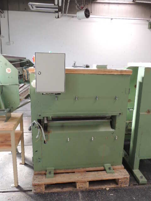 Josting Veneer Waste Chipper - second-hand FAZ 100 (1)