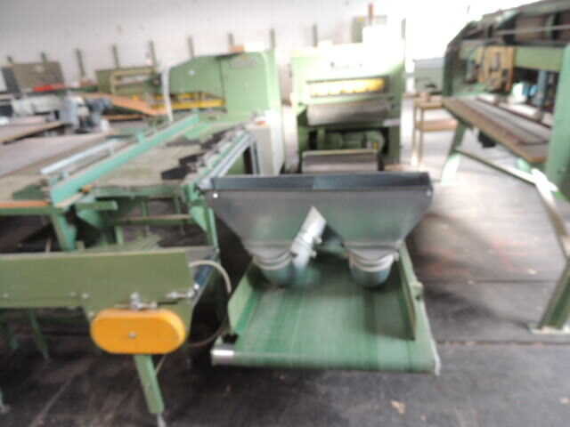 Josting Veneer Waste Chipper - second-hand FAZ 100 (3)