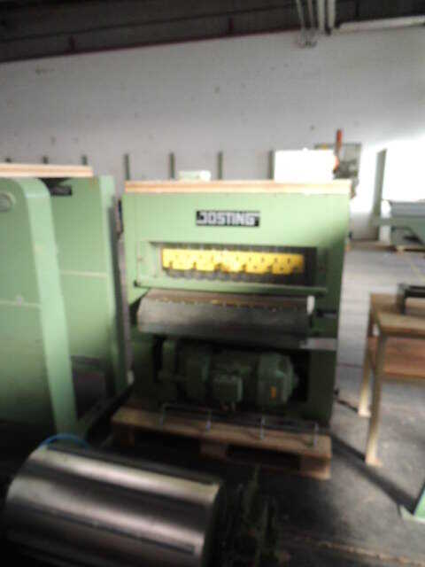 Josting Veneer Waste Chipper - second-hand FAZ 100 (4)
