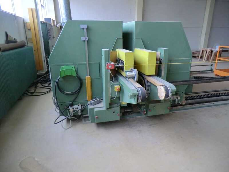 Homag Double End Tenoner - second-hand FR (2)