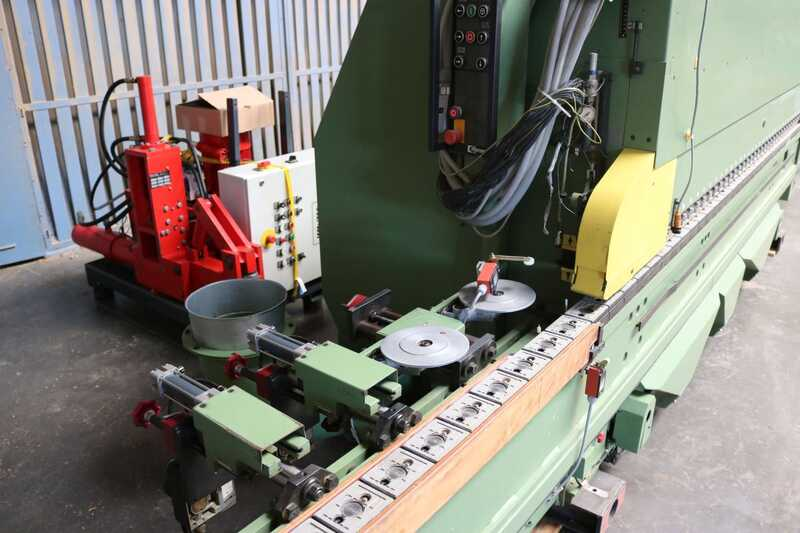 Homag Double End Tenoner - second-hand FR (3)