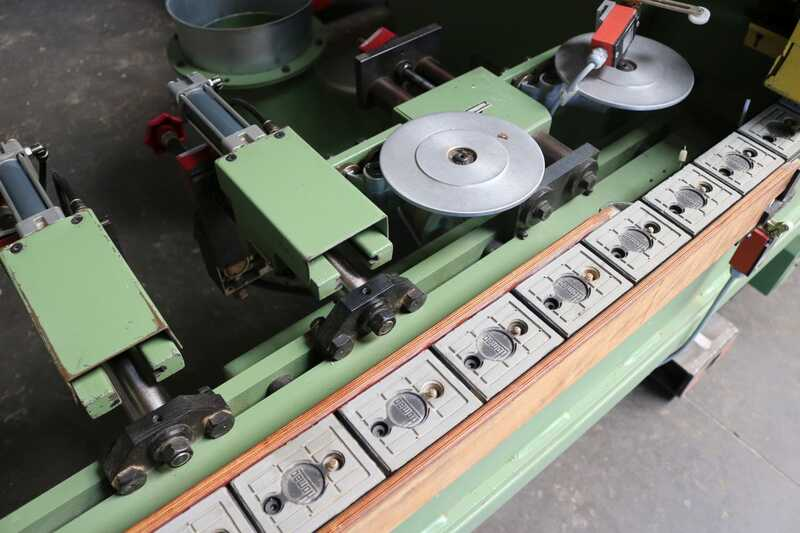 Homag Double End Tenoner - second-hand FR (4)