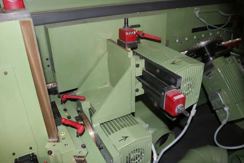 Homag Double End Tenoner - second-hand FR (6)