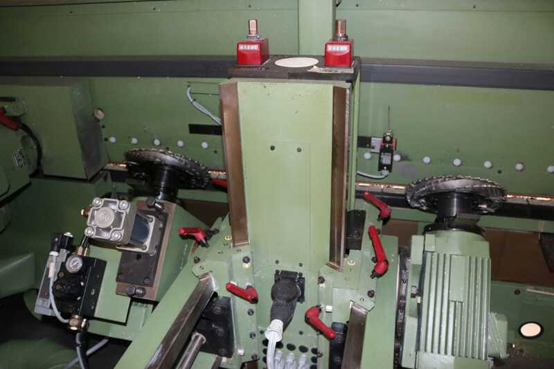 Homag Double End Tenoner - second-hand FR (9)