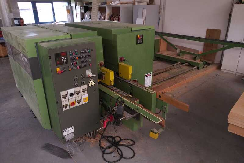 Homag Double End Tenoner - second-hand FLO 23/30 (1)
