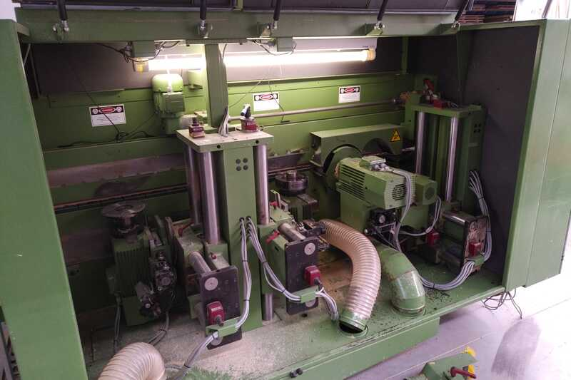 Homag Double End Tenoner - second-hand FLO 23/30 (3)