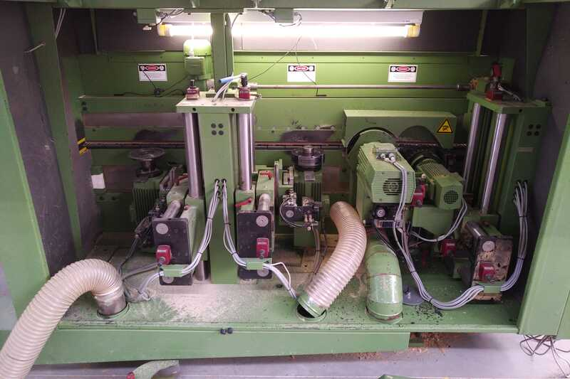 Homag Double End Tenoner - second-hand FLO 23/30 (4)