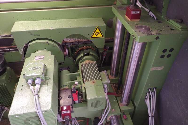 Homag Double End Tenoner - second-hand FLO 23/30 (5)