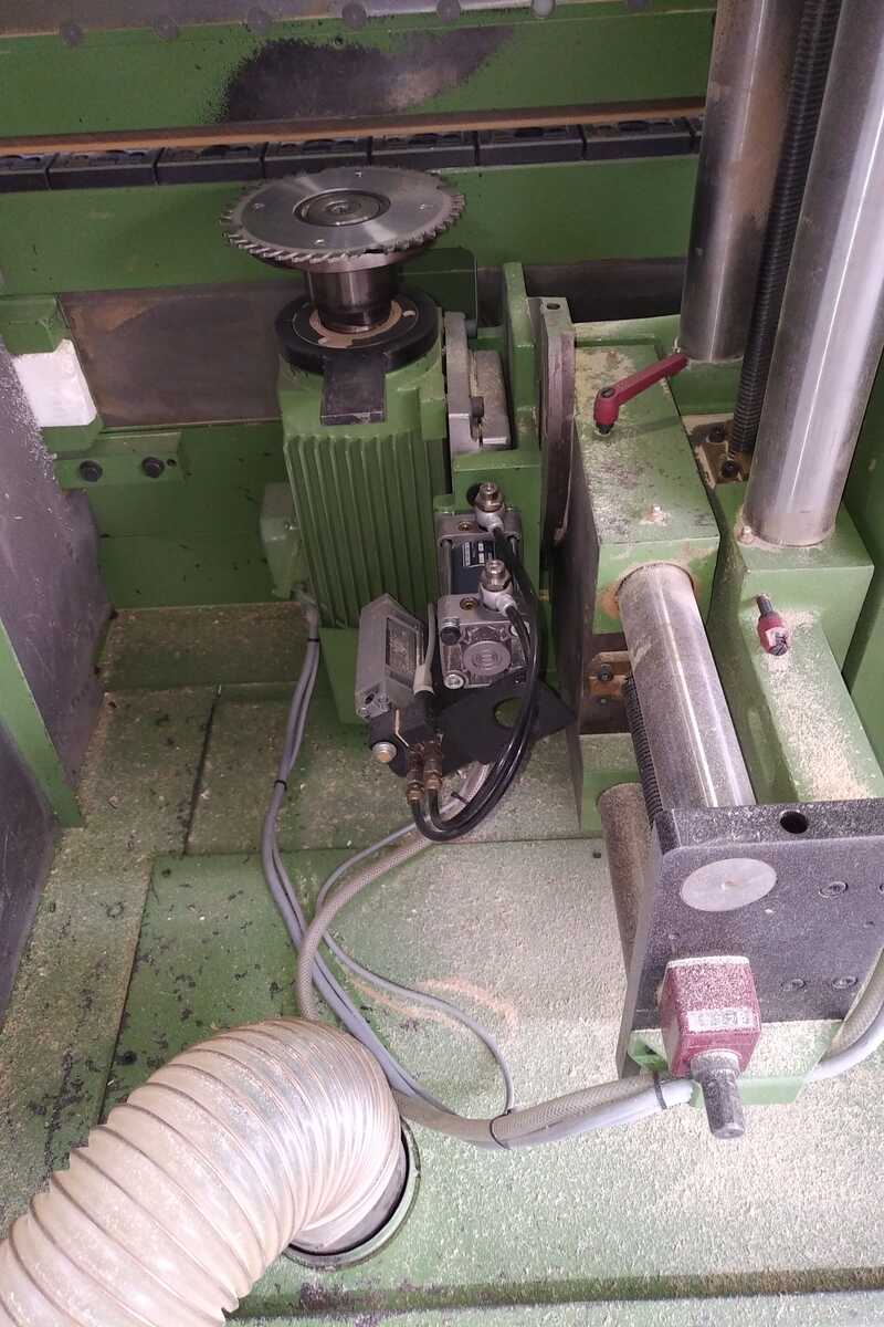 Homag Double End Tenoner - second-hand FLO 23/30 (8)