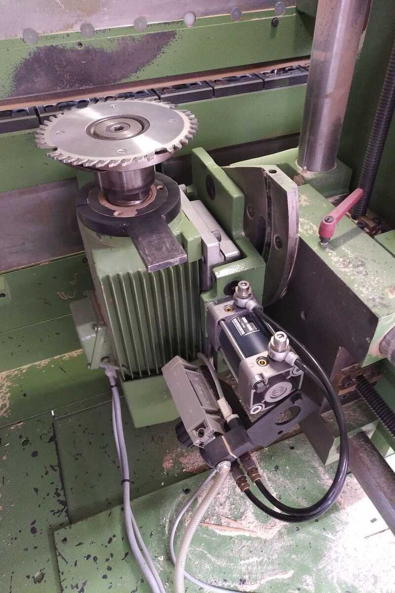 Homag Double End Tenoner - second-hand FLO 23/30 (9)