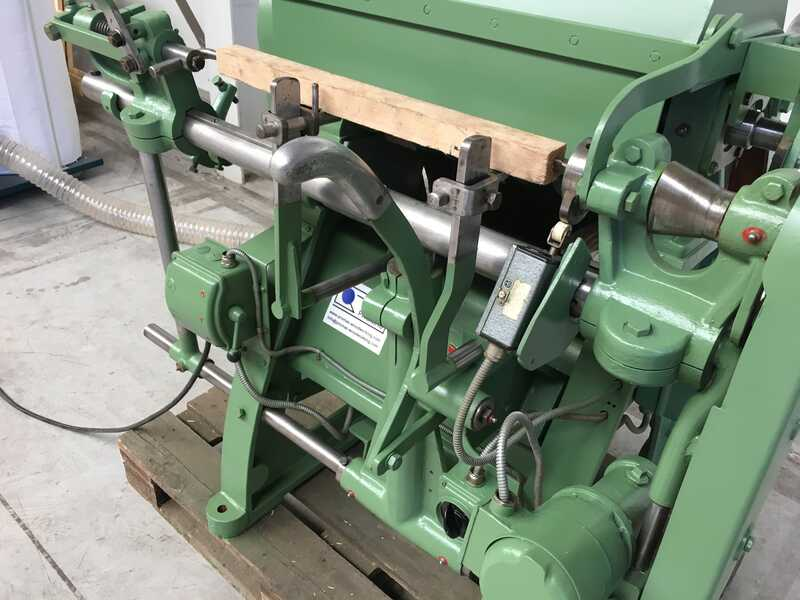 COSMA Profile Bar Copying Machine for hammer handles  - second-hand RF 6 (2)