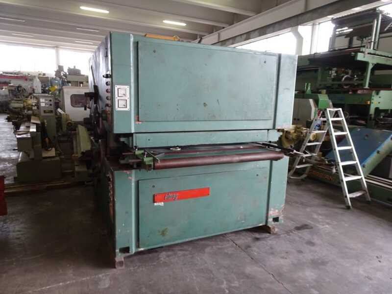 Elmag Calibrating Machine top/bottom - second-hand 505 (1)