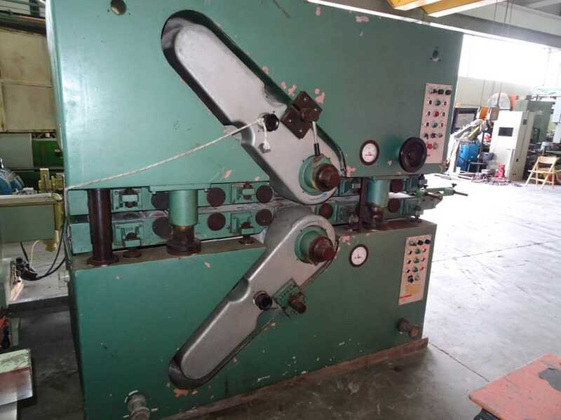 Elmag Calibrating Machine top/bottom - second-hand 505 (2)