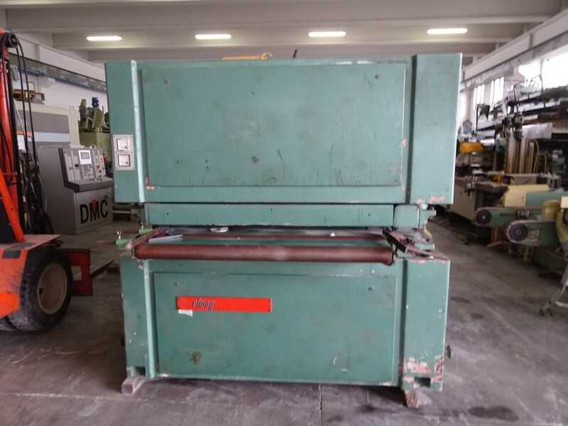 Elmag Calibrating Machine top/bottom - second-hand 505 (4)