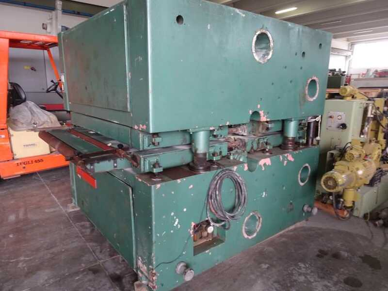 Elmag Calibrating Machine top/bottom - second-hand 505 (5)
