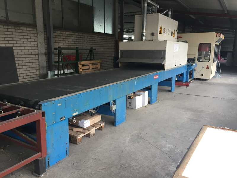 Venjakob Conveyor Belt - second-hand main picture