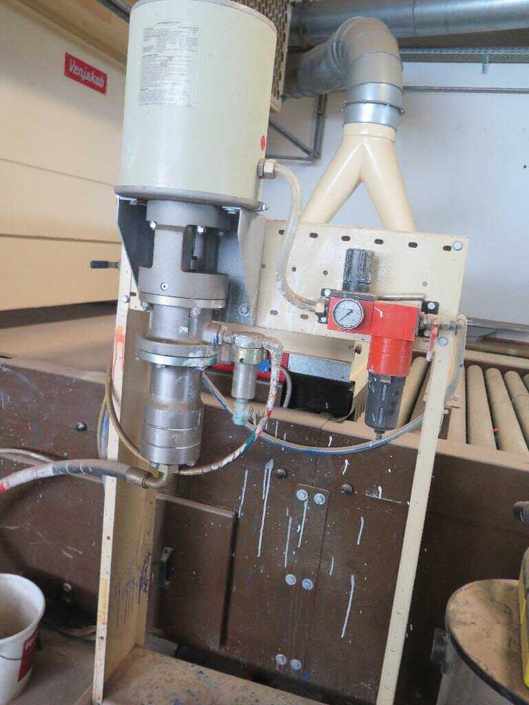 Venjakob Paint Spray Line - second-hand HGS (1)