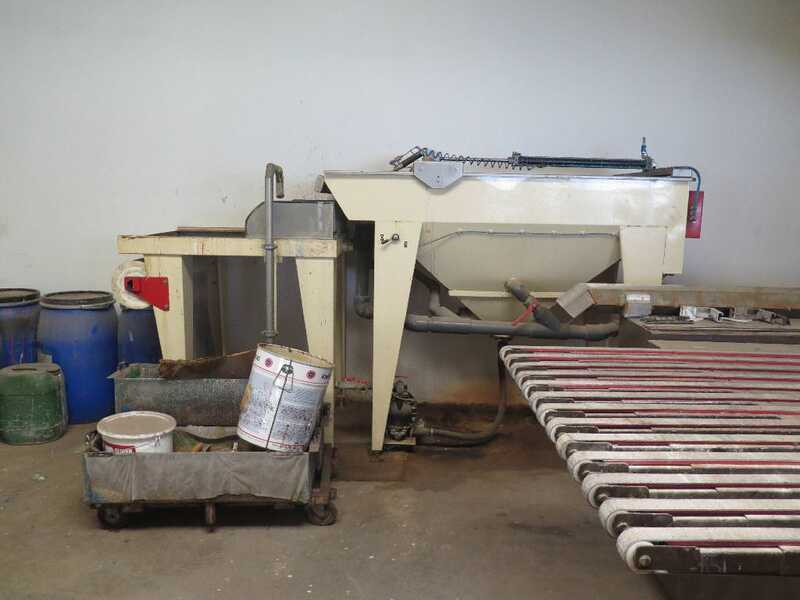 Venjakob Paint Spray Line - second-hand HGS (4)