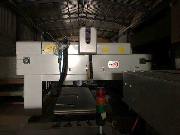 Cefla UV-Dryer - second-hand UV 2000 main picture