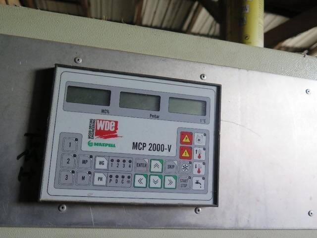 Maspell Vacuum Drying Chamber Second Hand Promas